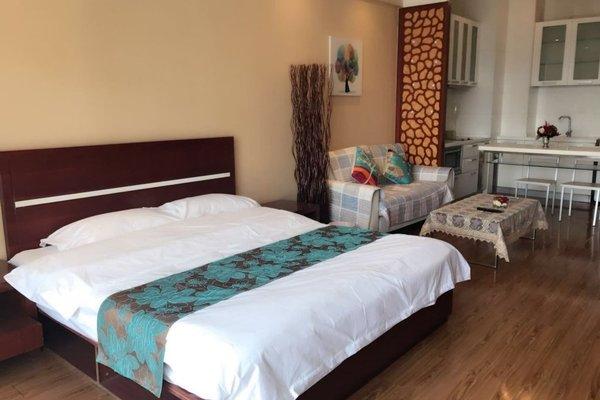 Beijing Golden Apple Apartment - фото 1