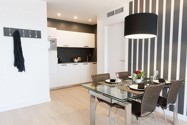 MH Apartments Barcelona - фото 8