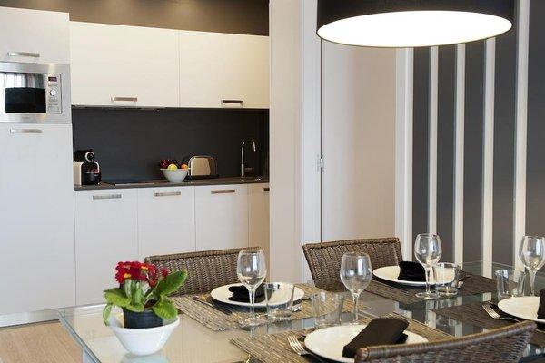 MH Apartments Barcelona - фото 9