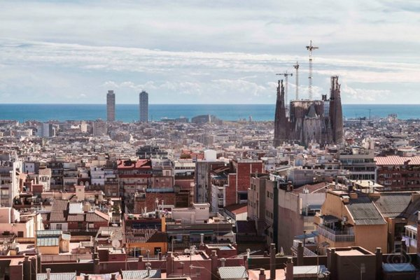 BBarcelona Apartments Sant Pau Flats - фото 15
