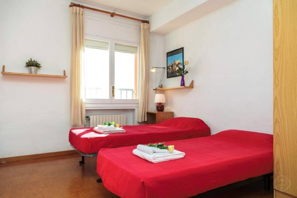 BBarcelona Apartments Sant Pau Flats - фото 16