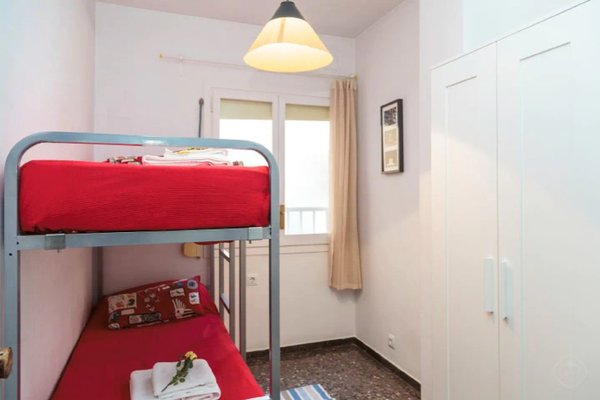 BBarcelona Apartments Sant Pau Flats - фото 17