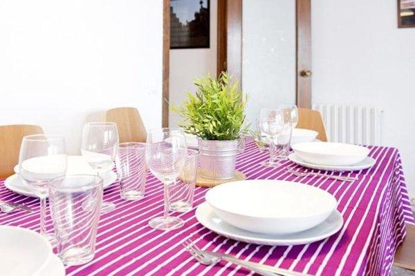 BBarcelona Apartments Sant Pau Flats - фото 18