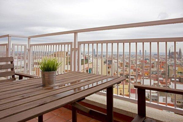 BBarcelona Apartments Sant Pau Flats - фото 2