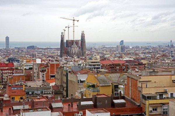 BBarcelona Apartments Sant Pau Flats - фото 3