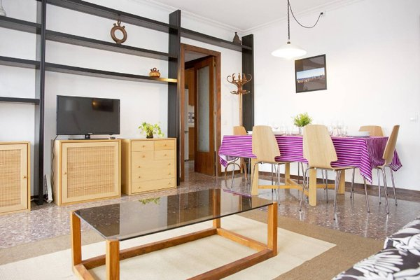 BBarcelona Apartments Sant Pau Flats - фото 6