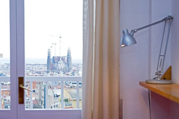 BBarcelona Apartments Sant Pau Flats - фото 9