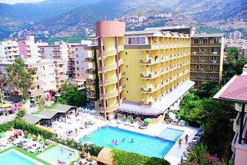 Hedef Kleopatra Golden Sun Hotel