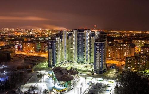 Апартаменты Centre-Surgut - фото 50