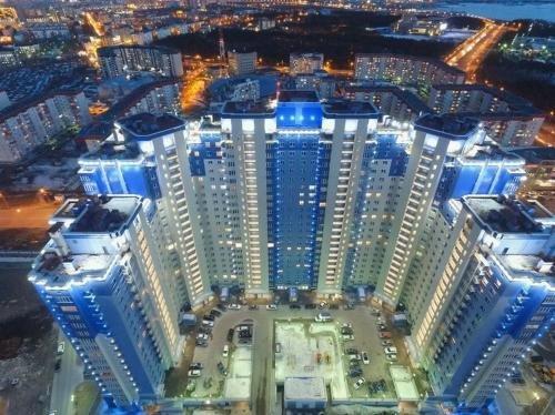 Апартаменты Centre-Surgut - фото 1
