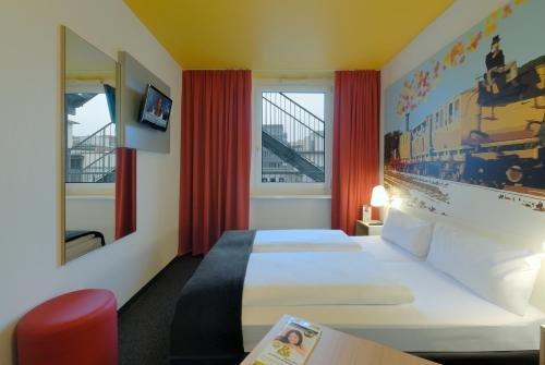 B&B Hotel Nurnberg-Hbf - фото 1