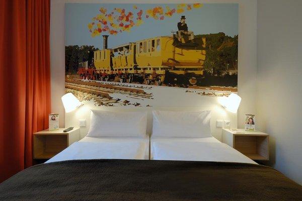 B&B Hotel Nurnberg-Hbf - фото 2