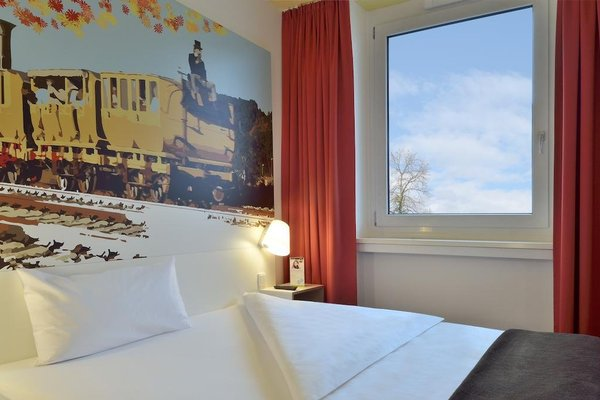 B&B Hotel Nurnberg-Hbf - фото 7