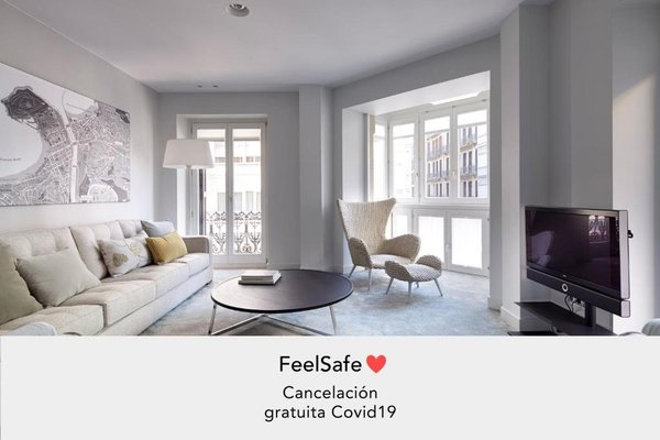 Easo Suite 7 Apartment by Feelfree Rentals - фото 1
