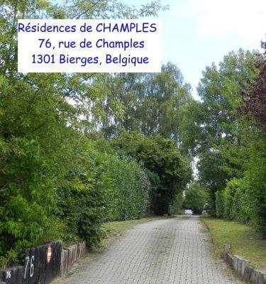 Residences De Champles - фото 20