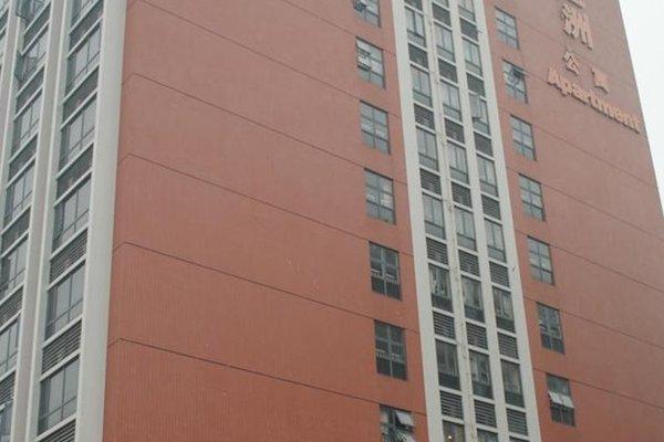Impressions Pazhou Apartments - фото 23