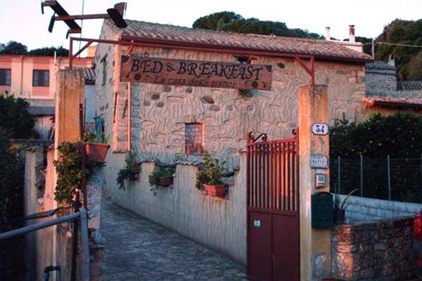 Гостиница «CASA DEGLI ARANCI», Виллановафорру
