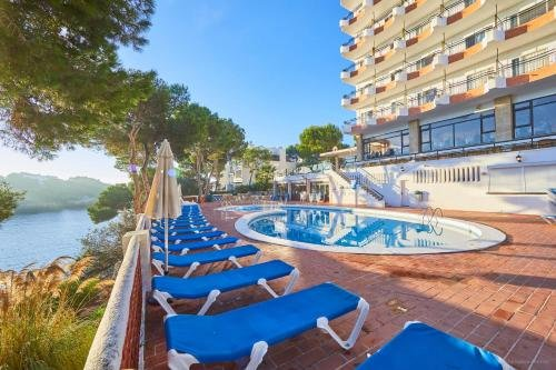 Hotel Cala Ferrera - фото 21