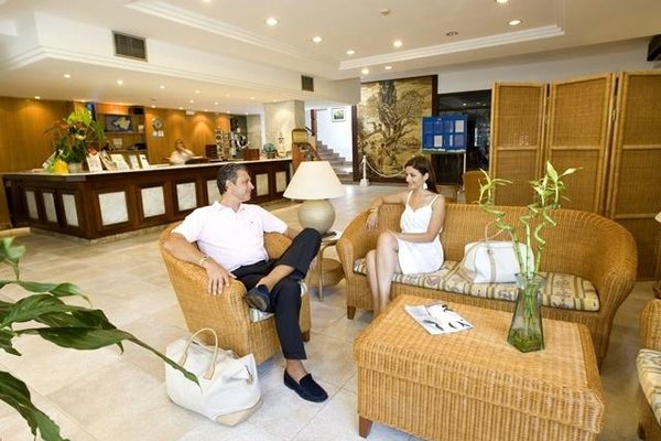 Hotel Cala Ferrera - фото 8