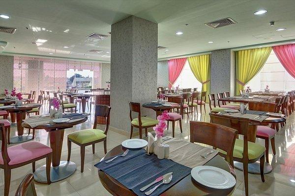 Al Manar Grand Hotel Apartment - фото 13
