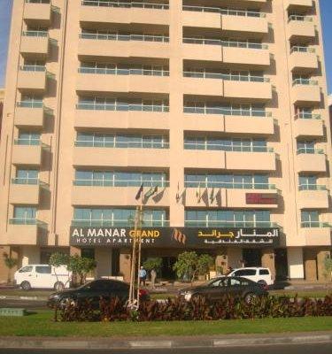 Al Manar Grand Hotel Apartment - фото 22
