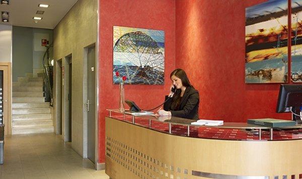 Hotel Palacio Valdes - фото 15