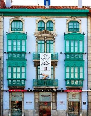 Hotel Palacio Valdes - фото 22