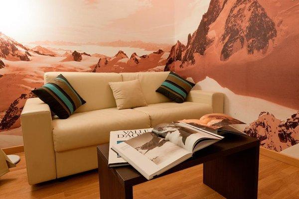HB Aosta Hotel - фото 3