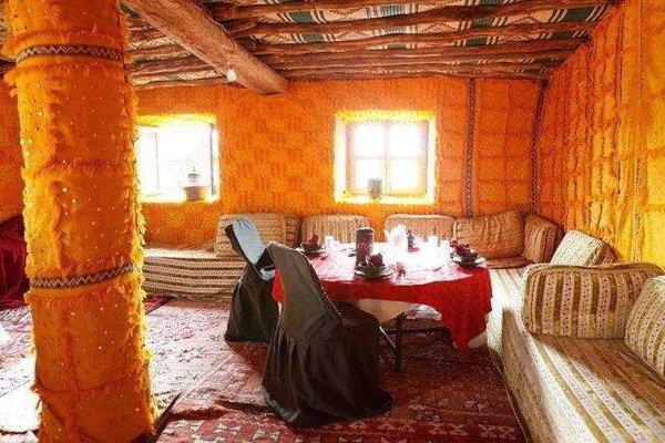 Гостиница «BIVOUAC CHEZ LE PACHA GHEGAGA», Oulad Driss