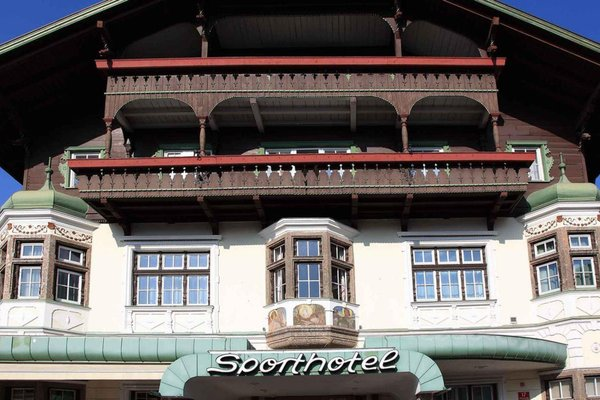 Sporthotel Igls - фото 22