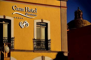 Gran Hotel de Queretaro - фото 21