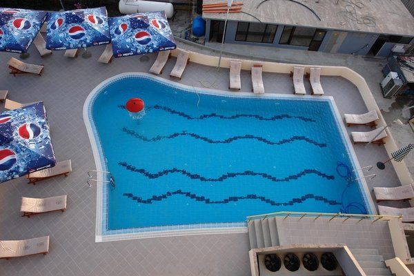 Hotel Airport Tirana - фото 14