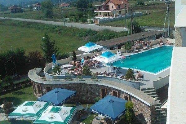 Hotel Airport Tirana - фото 20