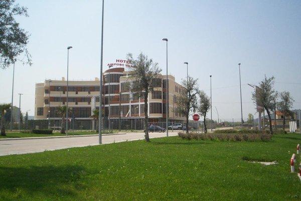 Hotel Airport Tirana - фото 23