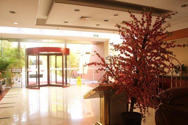 Beijing Communications Hotel - фото 8