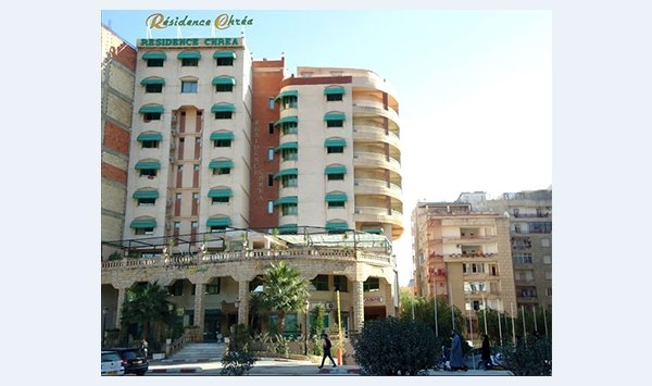 Гостиница «RESIDENCE CHREA», Беджая