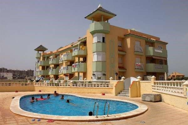 Гостиница «IPANEMA 4», Ла-Манга