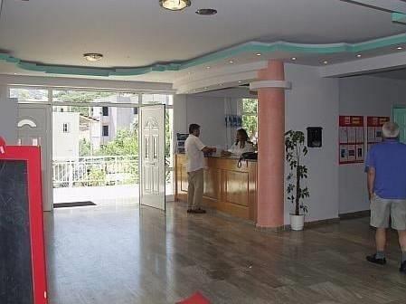 Talea Beach Hotel - фото 11