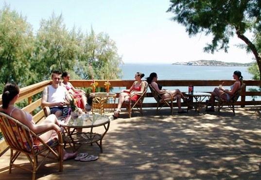 Talea Beach Hotel - фото 16