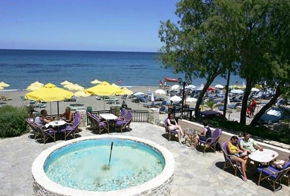 Talea Beach Hotel - фото 19