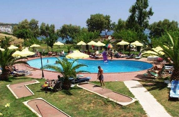 Talea Beach Hotel - фото 20