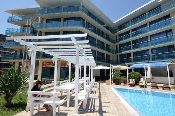 Riviera Blue Hotel - фото 23