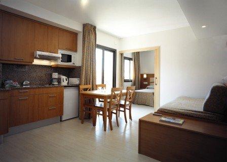 Apartamentos Selvapark - фото 12