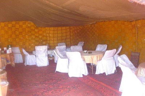 Гостиница «BIVOUAC DUNES DE CHEGAGA», Мхамид