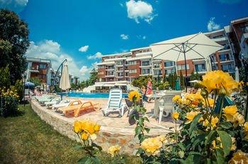 GT Messambria Fort Beach Apartments - фото 21