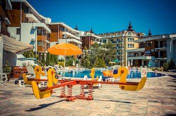 GT Messambria Fort Beach Apartments - фото 22