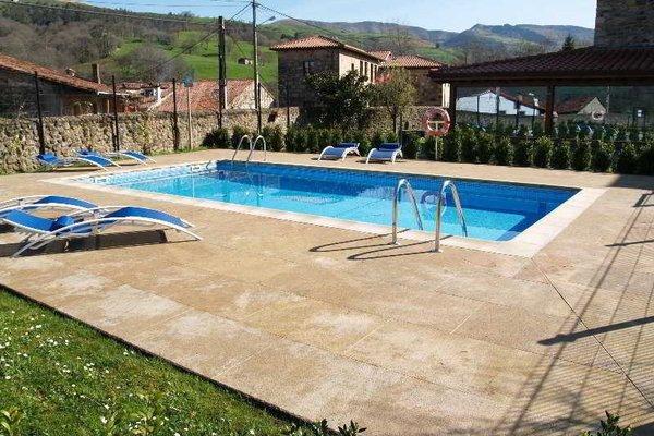 Гостиница «CASONA DE LLERANA», Esles