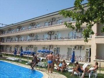 Отель «Korab», Золотые пески