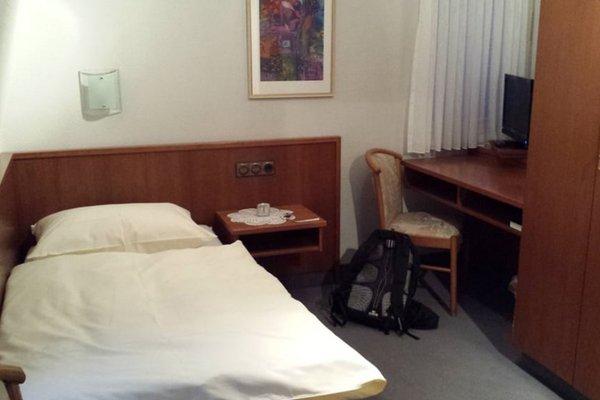 Гостиница «Goldene Gerste», Франкфурт-на-Майне