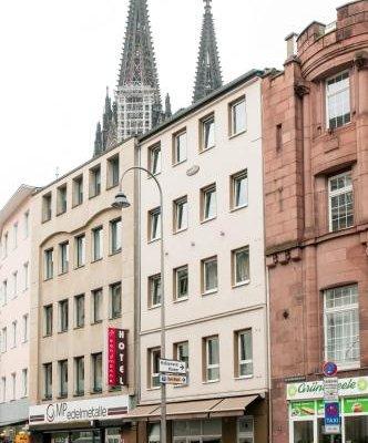 Hotel Sandmanns am Dom - фото 22